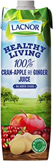 Lacnor Health Living Cranberry, Apple & Ginger - 1 Litre