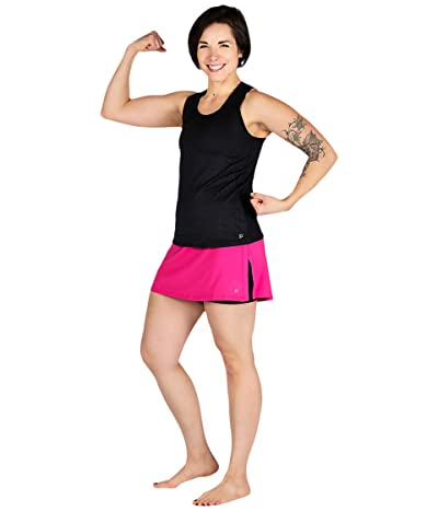 Skirt Sports Take Five Tank Top (Glam Mesh) Women