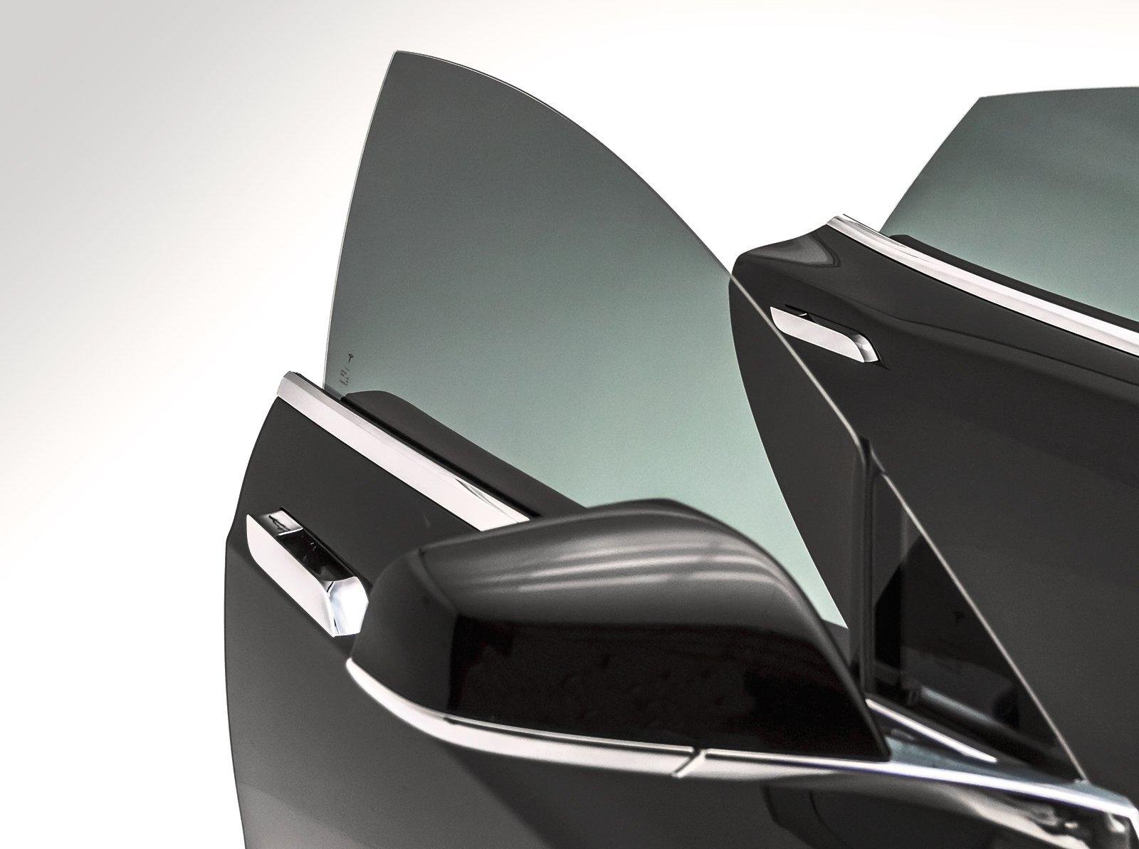 Uncut Roll Window Tint Film 20/% VLT 10ft Feet Car Home Office Glass
