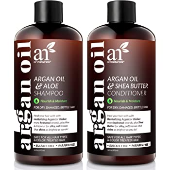 Amazon.com : ArtNaturals Organic Moroccan Argan Oil