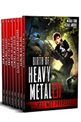 Birth of Heavy Metal Complete Boxed Set (Books 1-8): The Zoo Kindle Edition