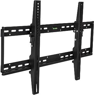 Mount-It! MI-1121L TV Wall Mount Bracket for Flat Screen 37, 40, 42, 45, 50, 55, 60 and 65 Inch Plasma LED LCD TV VESA 200x200,400x200,400x400,600x400,800x400, Black