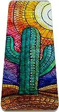 Yogamat - zonlicht woestijn - Extra dikke antislip oefening & fitness mat voor alle soorten yoga, pilates & vloertrainingen