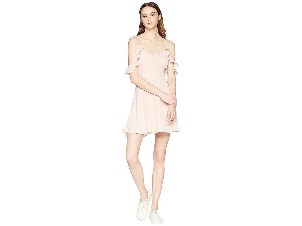 Lucy Love Meet the Fam Dress (Blush) Women