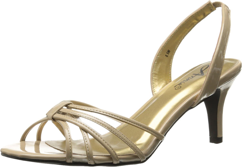 Annie shoes Women's Ladu Pump