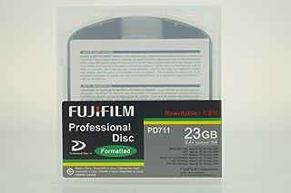 Fuji XDCAM Disco, pd711, Professional Disc de una sola capa, 23GB