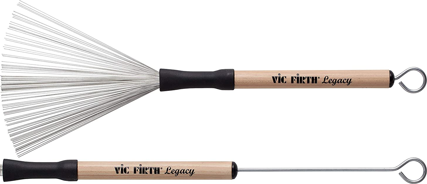 Vic Firth Drum and Percussion Brushes (LB)