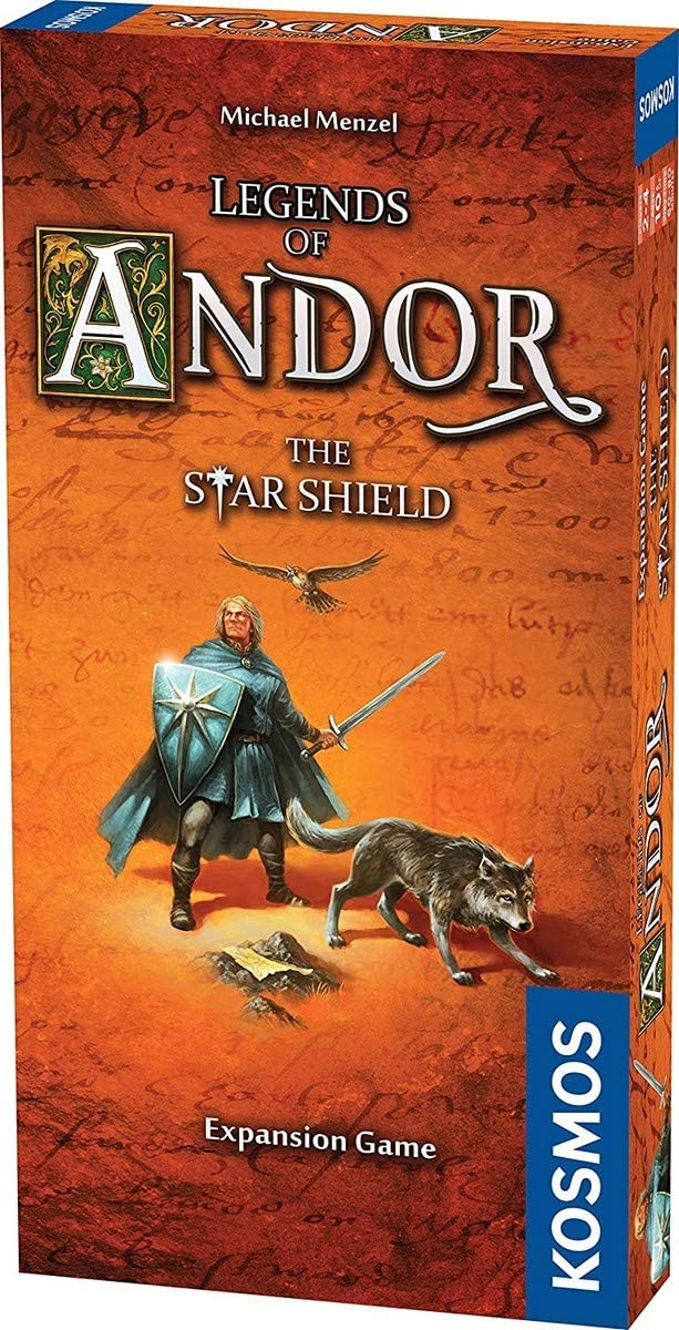 Legends of Andor New Heroes Expansion for 5-6 Players KOSMOS BRAND NEW