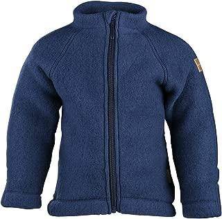 mikk-line Unisex Baby Jacke 50001 Grau Melange Grey 916 74
