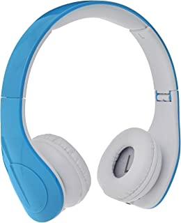 AmazonBasics, Headphones, Kids headphone, Azul, 167*64*177cm