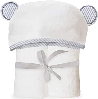 San Francisco Baby Ultra Soft Bamboo Hooded Baby Towel – Hooded Bath Towels with..