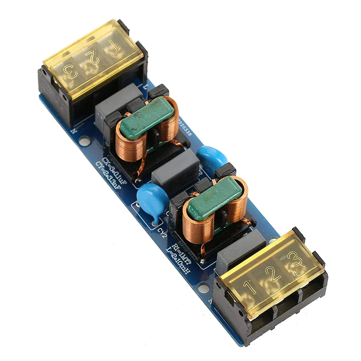 Cashiny EMI High Large-scale sale Frequency Two-Stage Filter Low-Pass Power Superior Board