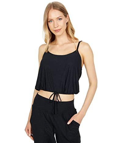 Beyond Yoga Featherweight Space Dye Tie Around Cropped Tank