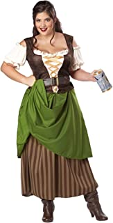 Best plus size tavern wench Reviews