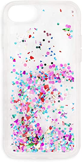 657d13f25e ban.do Glitter Bomb Color Wheel iPhone X Case at Zappos.com
