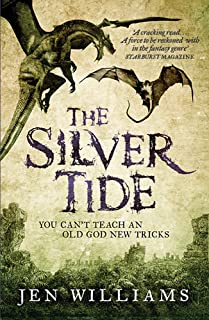 The Silver Tide (Copper Cat Trilogy)