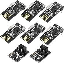 2.4GHz SMD Wireless Transceiver Module for Arduino(5pcs) ICQUANZX Mini NRF24L01