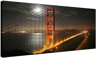 Wandbild  Leinwandbild Kunstdruck 15F0092680 Golden Gate