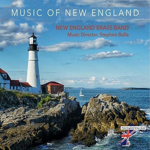New England Vistas: I  Coast of Maine by New England Brass