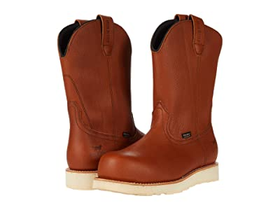 Irish Setter Wingshooter ST (Safety Toe) Pull On Boot (Brown) Men