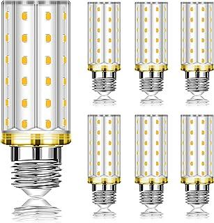 Bombillas LED E27 Eofiti Maíz Bombilla E27 Luz Calida 2700K 1200lm, Bombillas E27 12W Equivalentes a 100W Lámpara Halógen...