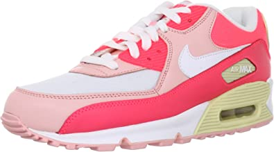 NIKE Trainers Shoes Womens Air Max 90 Le White