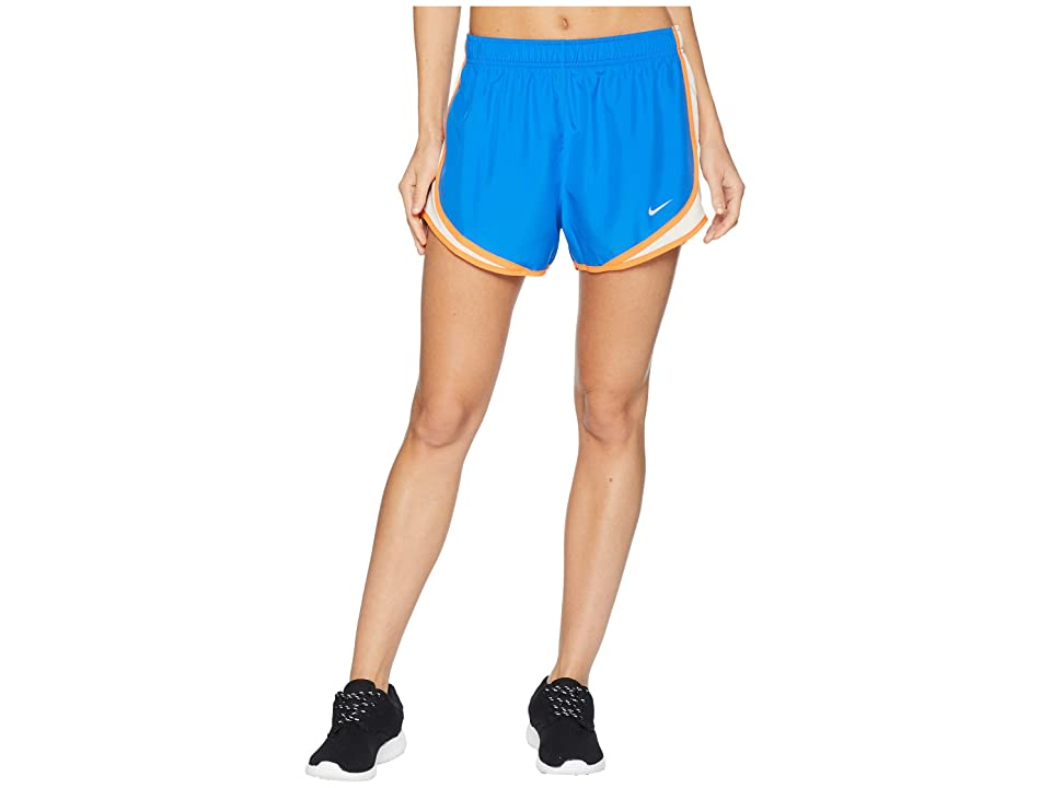 Nike Dry Tempo Short (Signal Blue/Guava Ice/Cone/Wolf Grey) Women