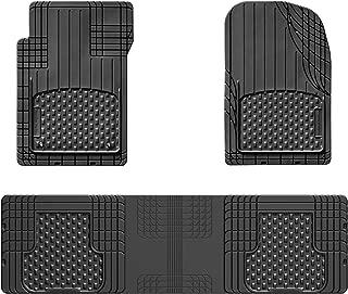 WeatherTec AVM - Semi Universal Trim to Fit Mats - 3-Piece Set (Black)