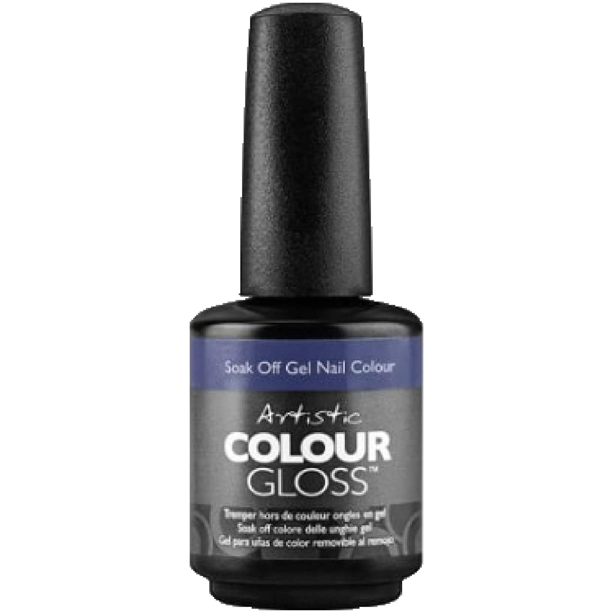 そよ風ジャンル悪因子Artistic Colour Gloss - War Party - 0.5oz/15ml
