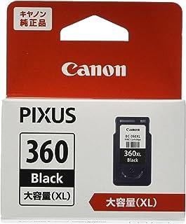 Canon 純正 インクカートリッジ BC-360XL ブラック 大容量タイプ