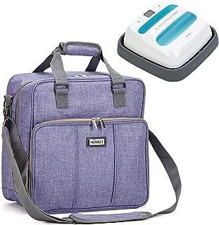 HOMEST Heat Press Machines Storage Bag, Compatible with Cricut 9x9