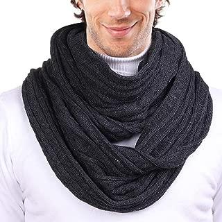 Best mens infinity scarf Reviews