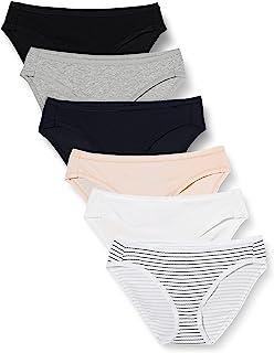 Amazon Essentials Damen Bikinihöschen Aus Baumwolle