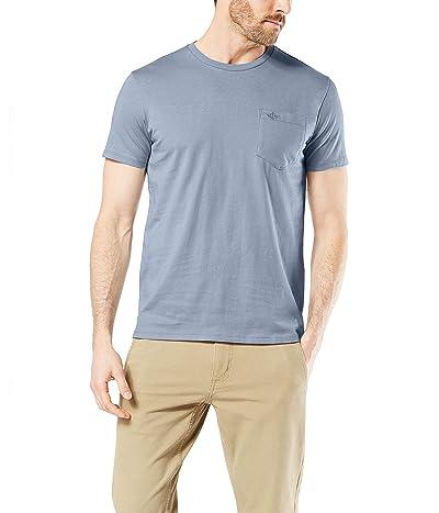 Dockers Crewneck Pocket Short Sleeve T-shirt