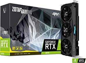 ZOTAC GAMING GeForce RTX 2070 AMP Extreme 8GB GDDR6 256-bit RGB LED Metal Wrap Backplate Graphics Card - ZT-T20700B-10P