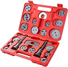 MOSTPLUS Universal Disc Brake Caliper Burning Tool و مجموعه های فشرده سازی پیستون - 22 قطعه