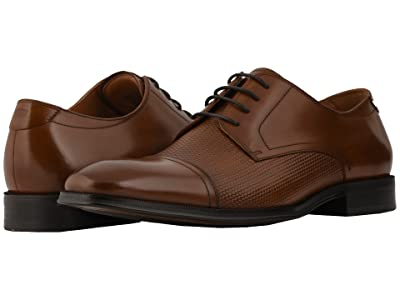 Florsheim Belfast Cap Toe Oxford (Cognac) Men