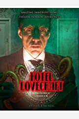 Cthulhu Parlour's: Hotel Lovecraft: Audio Horror Gamebook. Solo or 2-4 Players. Paperback