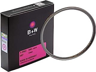 B+W 007 Schutz Filter, Clear Filter (95mm, T Pro, Titan Finish, MRC Nano, 16x vergütet, super Slim, Premium)