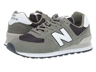 New Balance Classics 574v2-USA (Mineral Green/Outerspace) Men