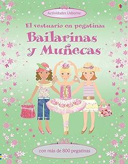 Bailarinas Y Muñecas. El Vestuario En Pegatinas