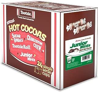 Junior Mint Flavored Hot Cocoa Single Serve Cups - 24 Count