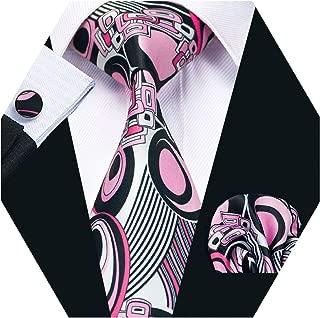 Best mens pink tie set Reviews