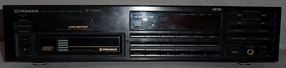 Pioneer PD-M455 Used with 1 Disk Cartridge