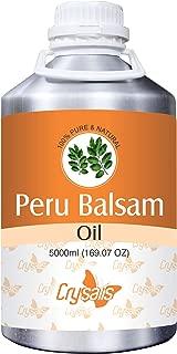 Crysalis Peru Balsam Oil 100% Natural Pure Undiluted Uncut Essential Oil 5000ml