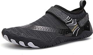 GaraTia Water Shoes for Men Beach Swim Shoes for Women Aqua Sock Quick-Dry Outdoor Athletic Sports Barefoot Shoes for Kaya...