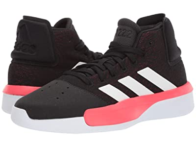 adidas Pro Adversary 2019 (Core Black/Footwear White/Shock Red) Men