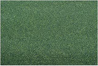 "Jtt Scenery Products 95405 Grass Mat Dark Green 50x34"" N, 95405"