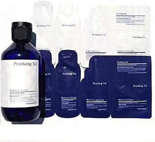 Pyunkang Yul Essence Toner 200ml / 6.7 Fl. oz with 2 Pyunkang Yul Skincare Sample Kits (Custom Packaged as the Photo Shown)