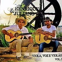 Viola, Voz e Violão, Vol. 1